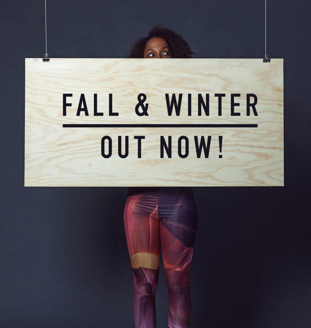 YP podzim / zima 2016 v prodeji