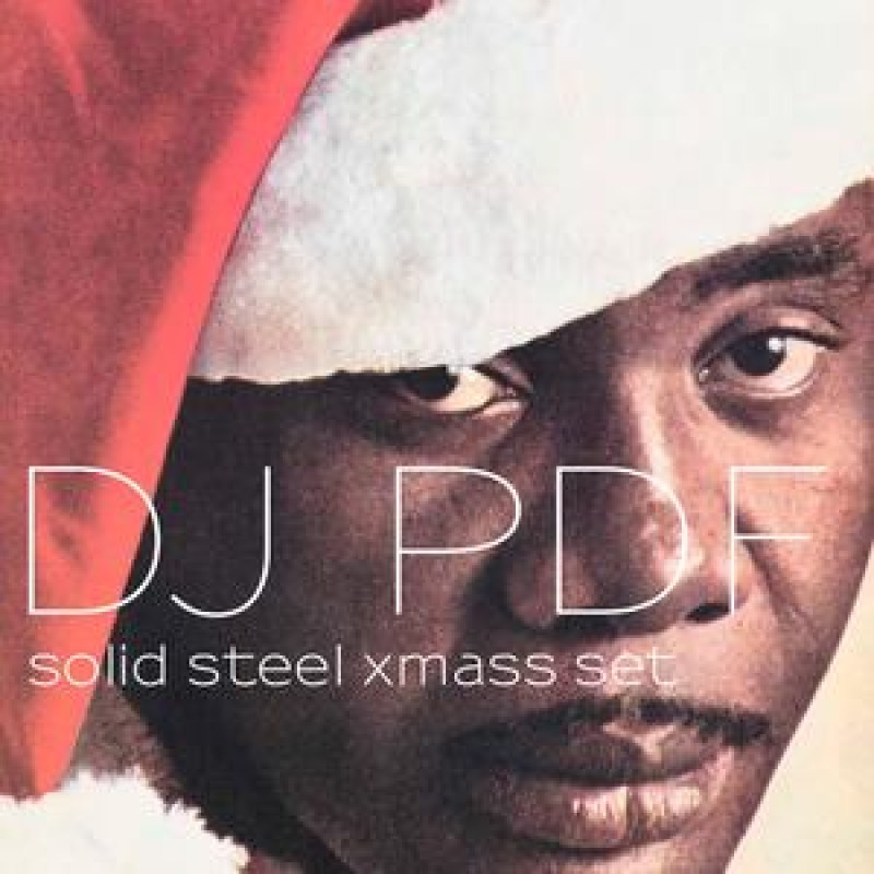Xmas solid steel set