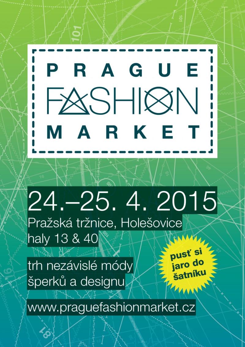 Prague Fashion Market 2015