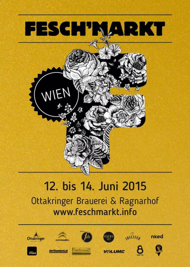 Feshmarkt Vídeň 2015