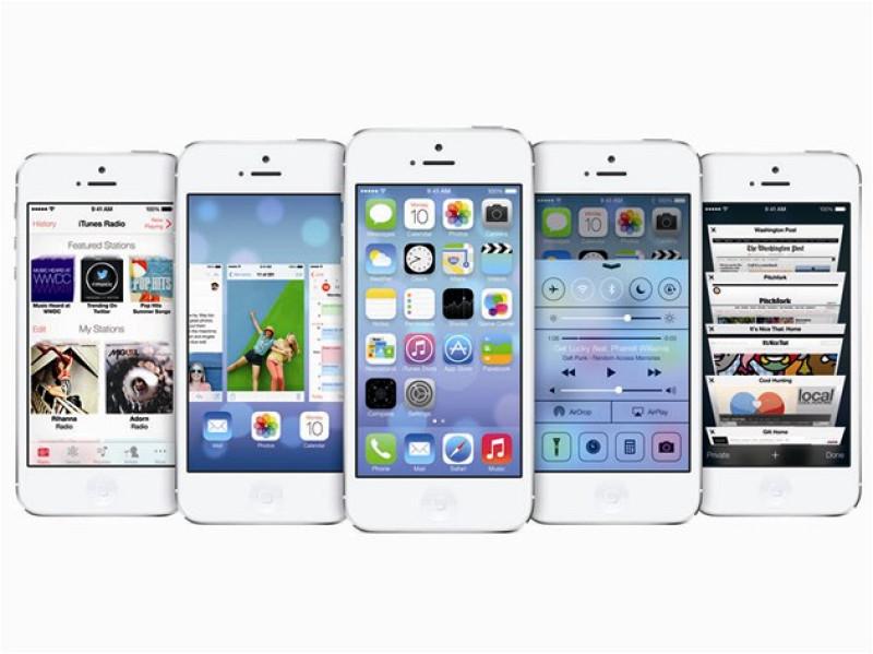 iOS7 - všechno jinak