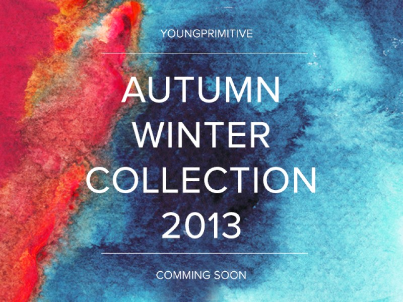 Autumn & Winter collection 2013 brzy!