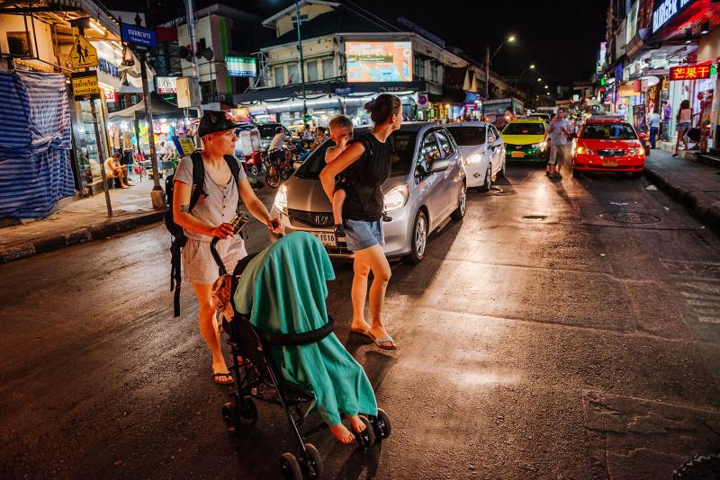 Bangkok a dál