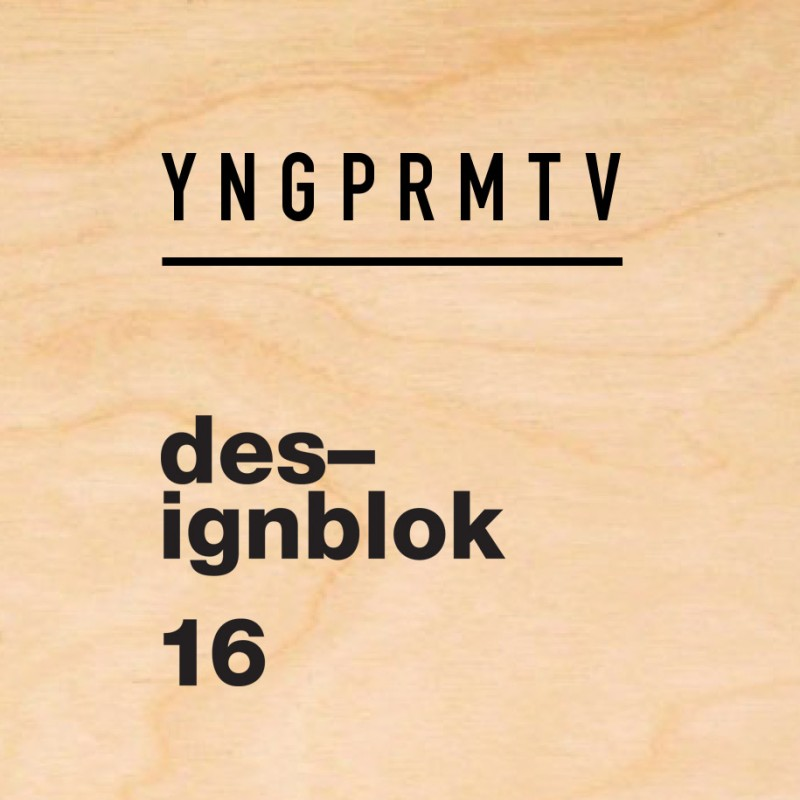 Youngprimitive na Designbloku