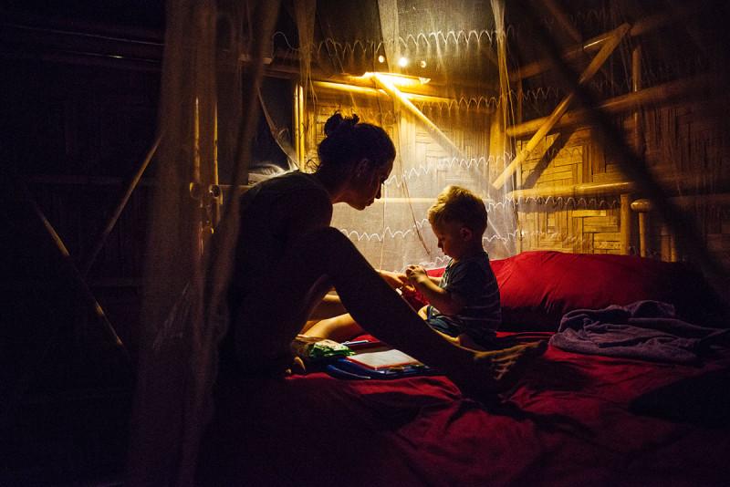 Thajské ubytování a průjmy