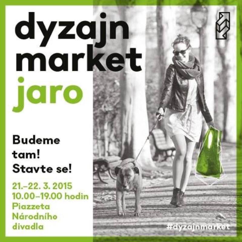 Jarní Dyzajnmarket v Praze