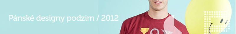 Pánské designy pro podzim a zimu 2012