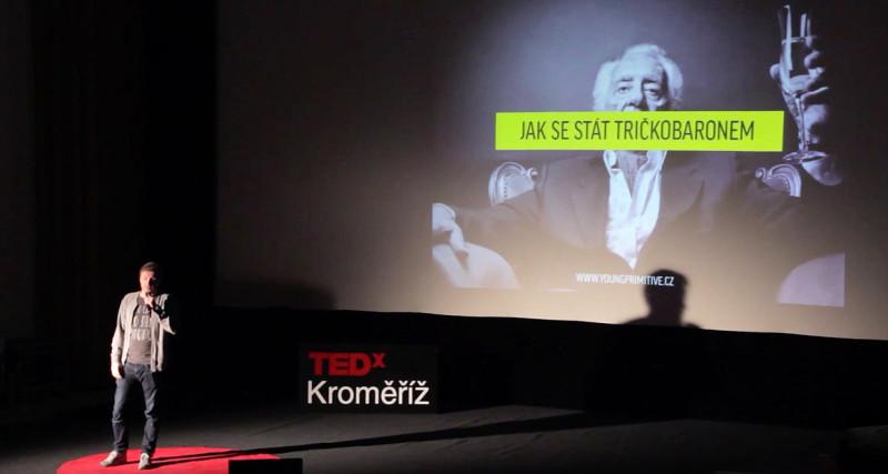 Youngprimitive na TEDx