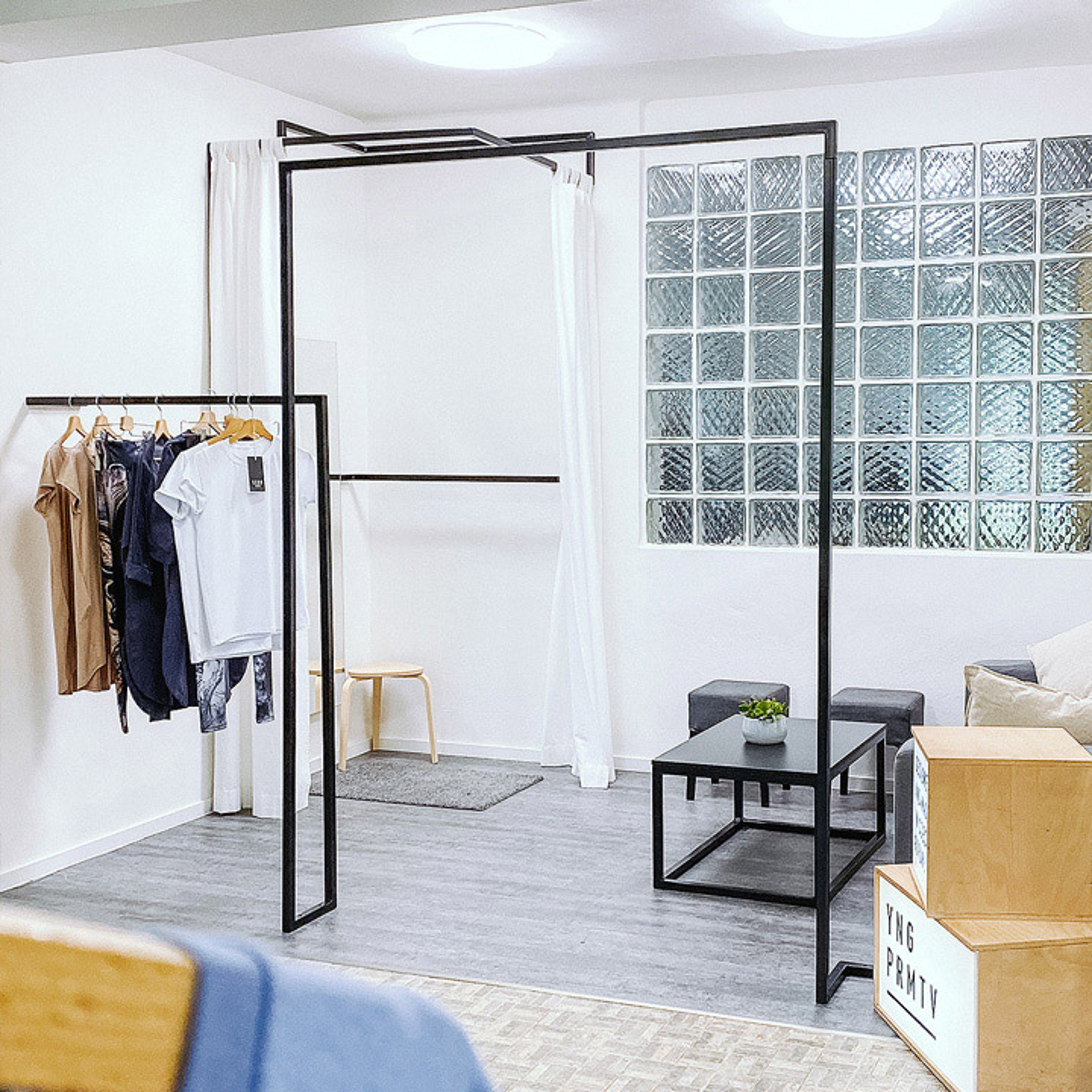 YP showroom Brno