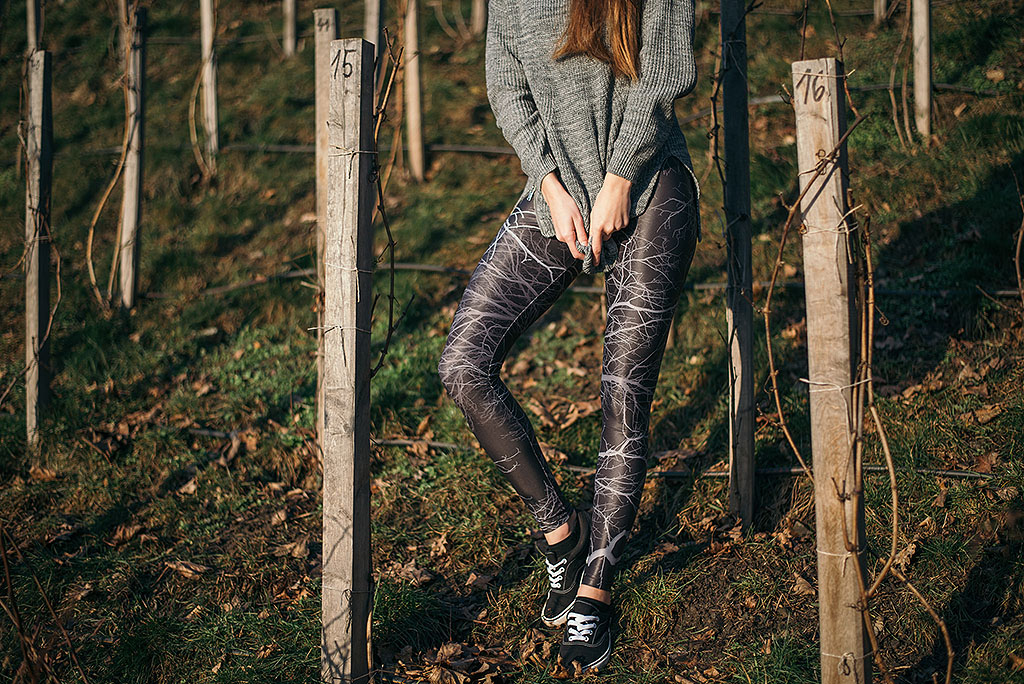 Leggings Konar black