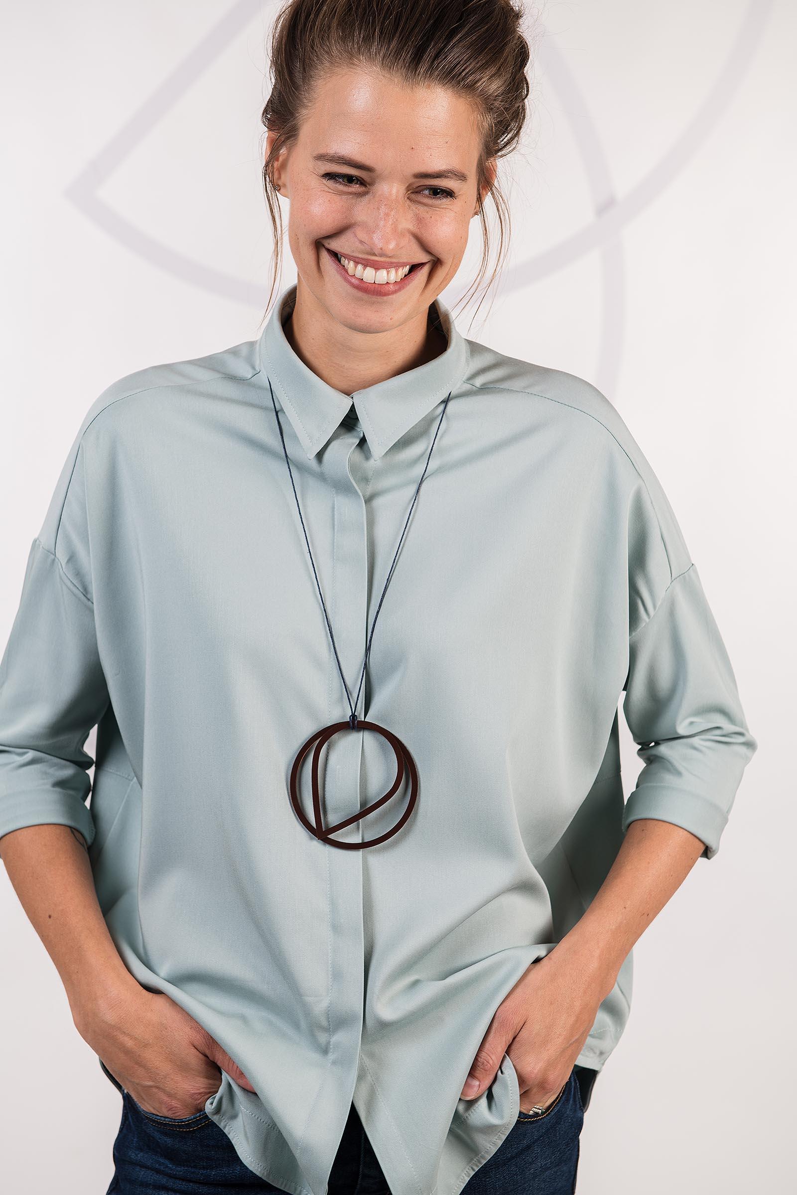 t-shirt for women Greta sage