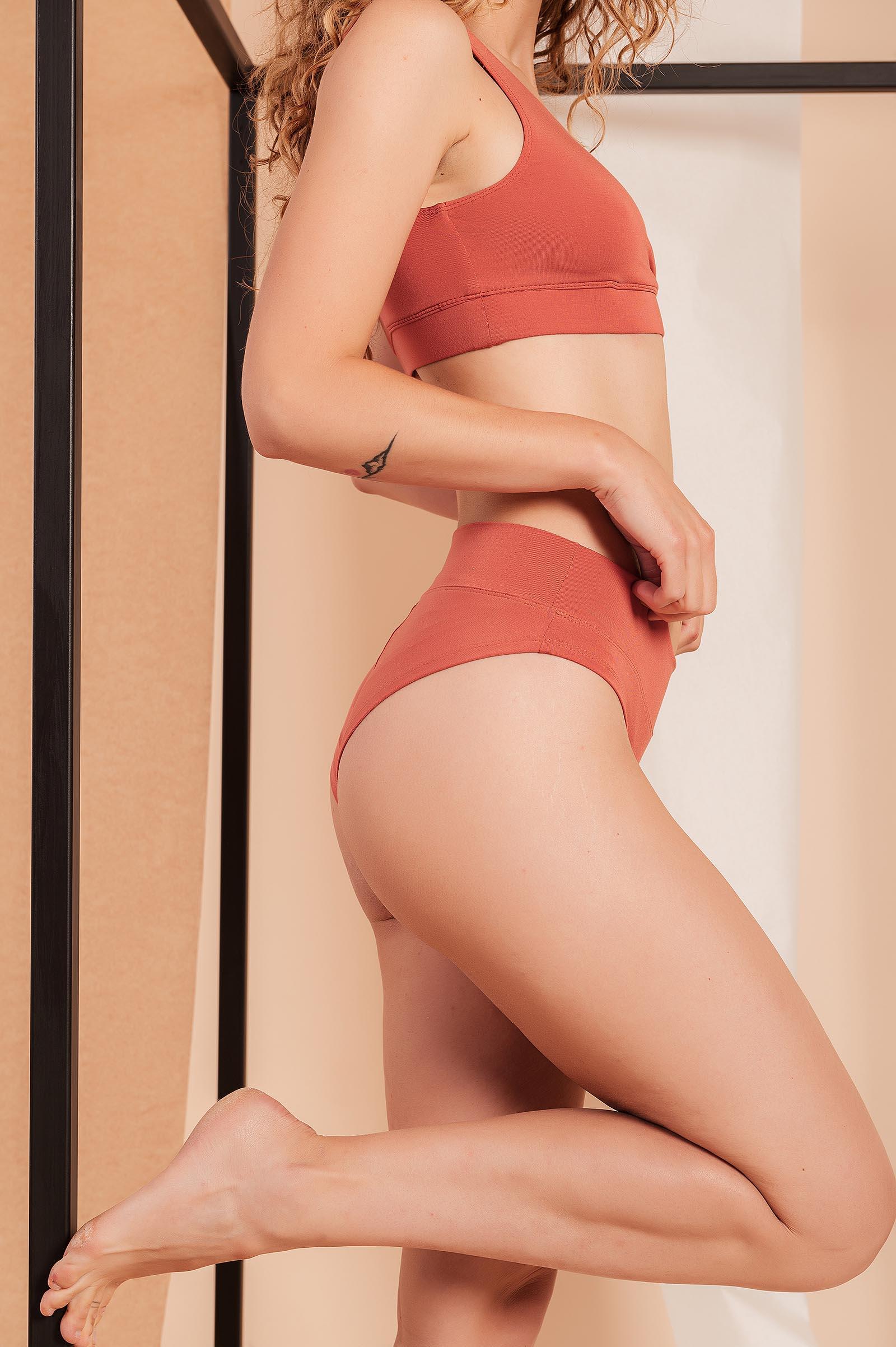 underwear Ema peach