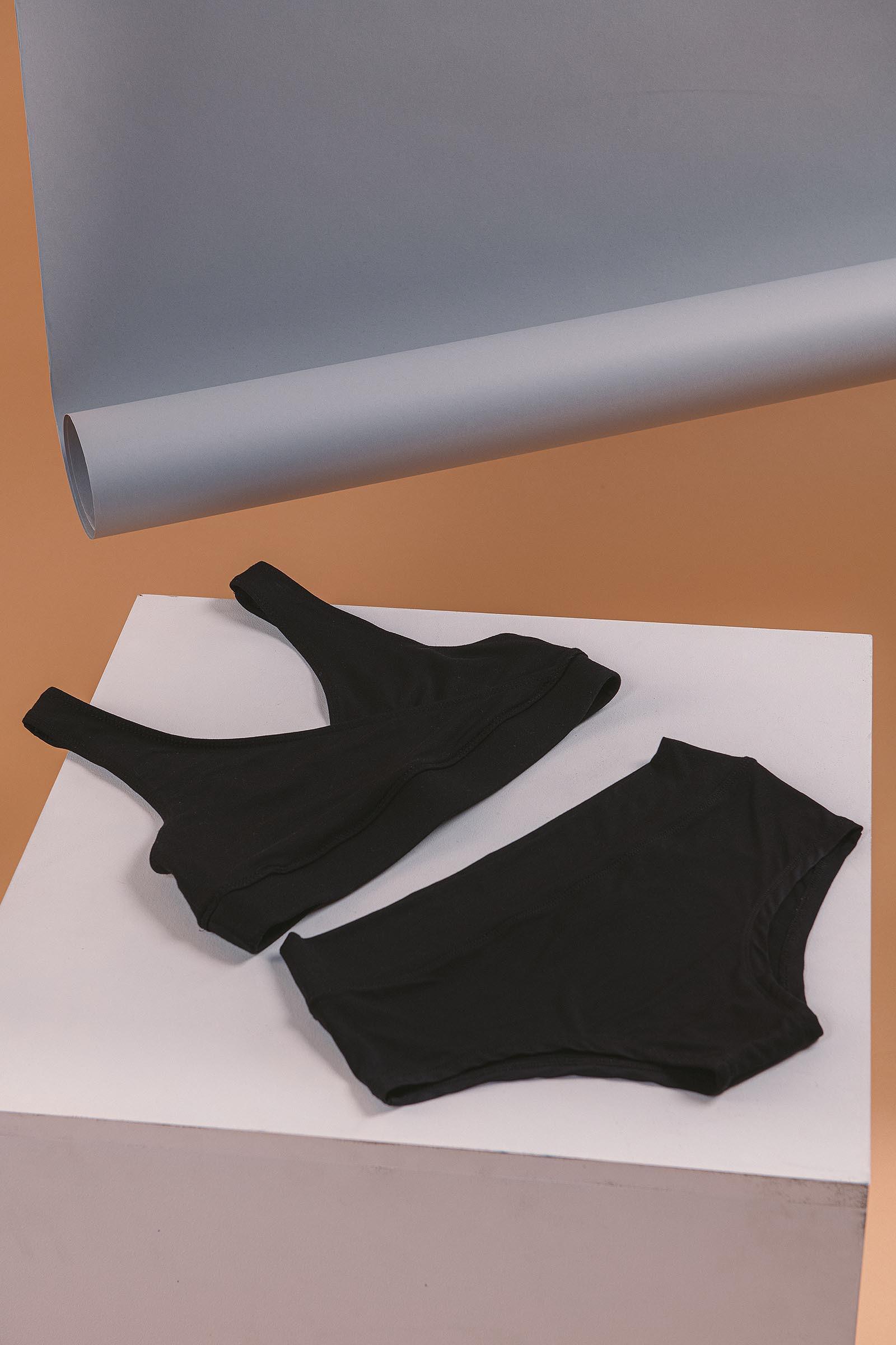 Spodní prádlo Kiara černá
