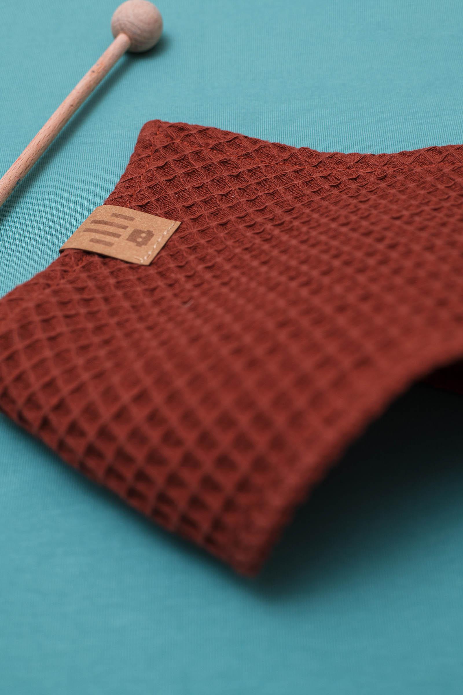 Doplňky Šátek mini cihlová