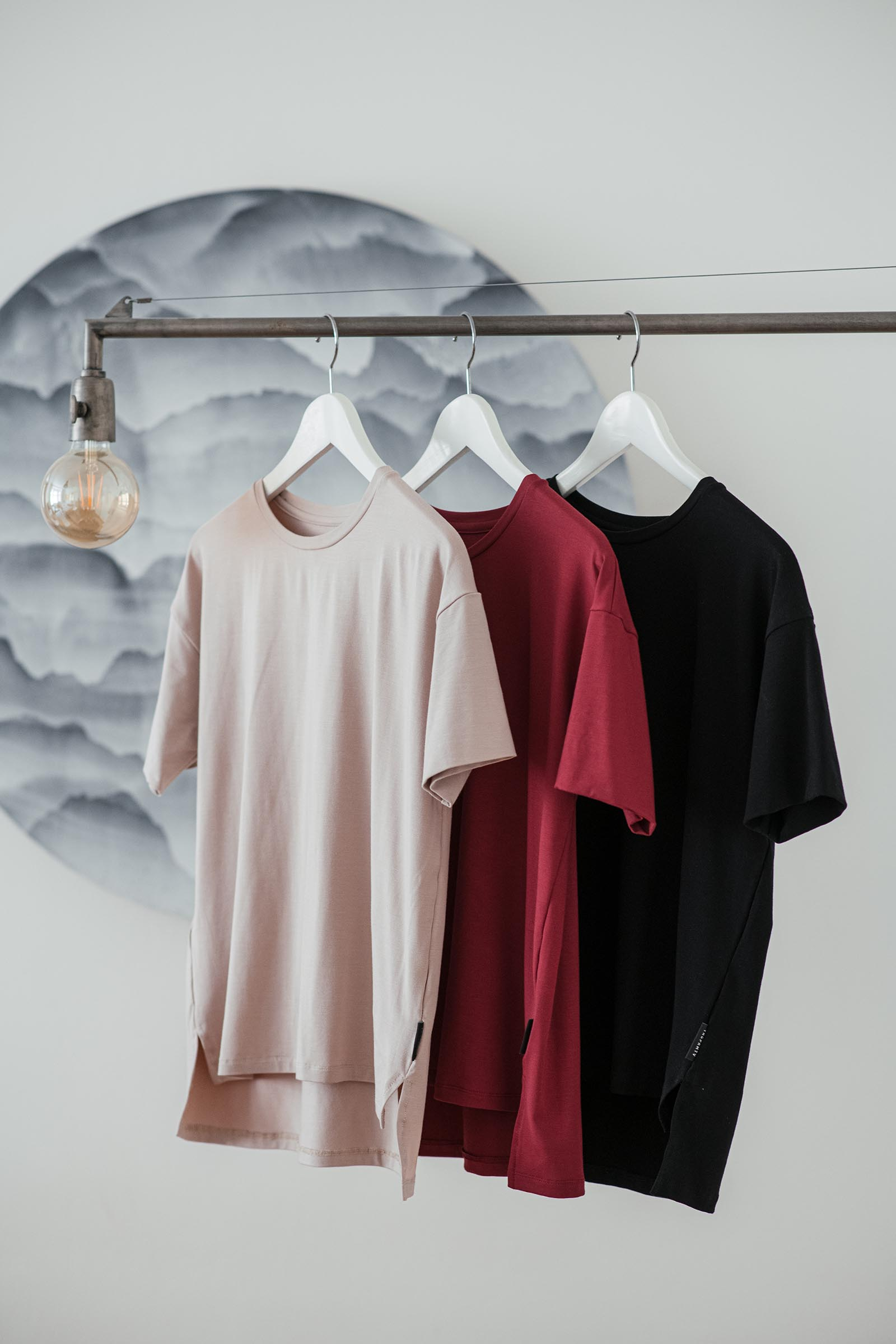 t-shirt and shirt Tori tofu