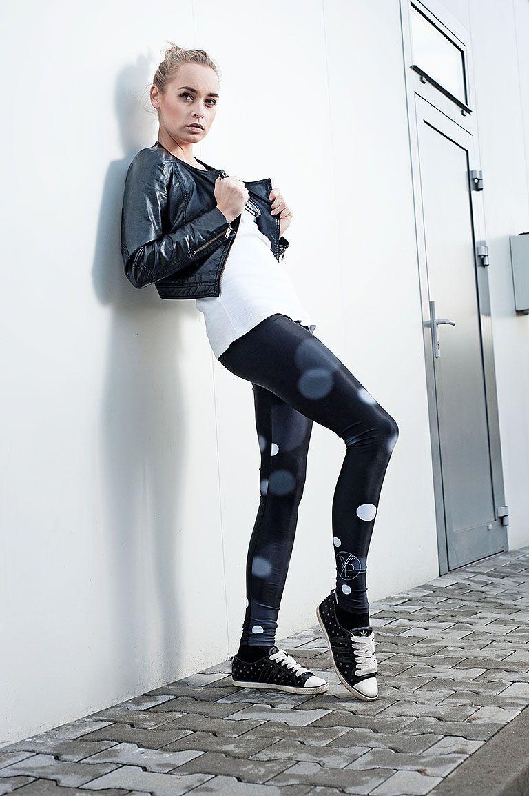 Leggings Bukeh Black