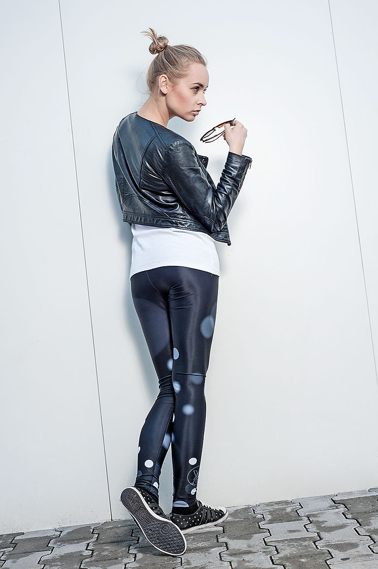 Leggings Bukeh Black