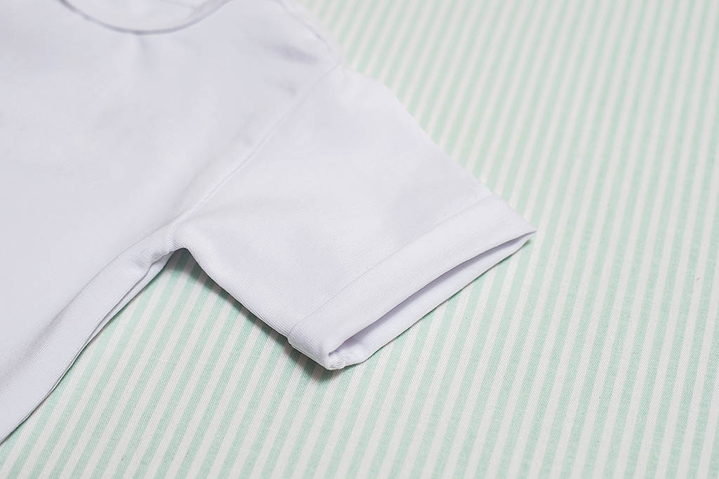 children's outfit Youngest white