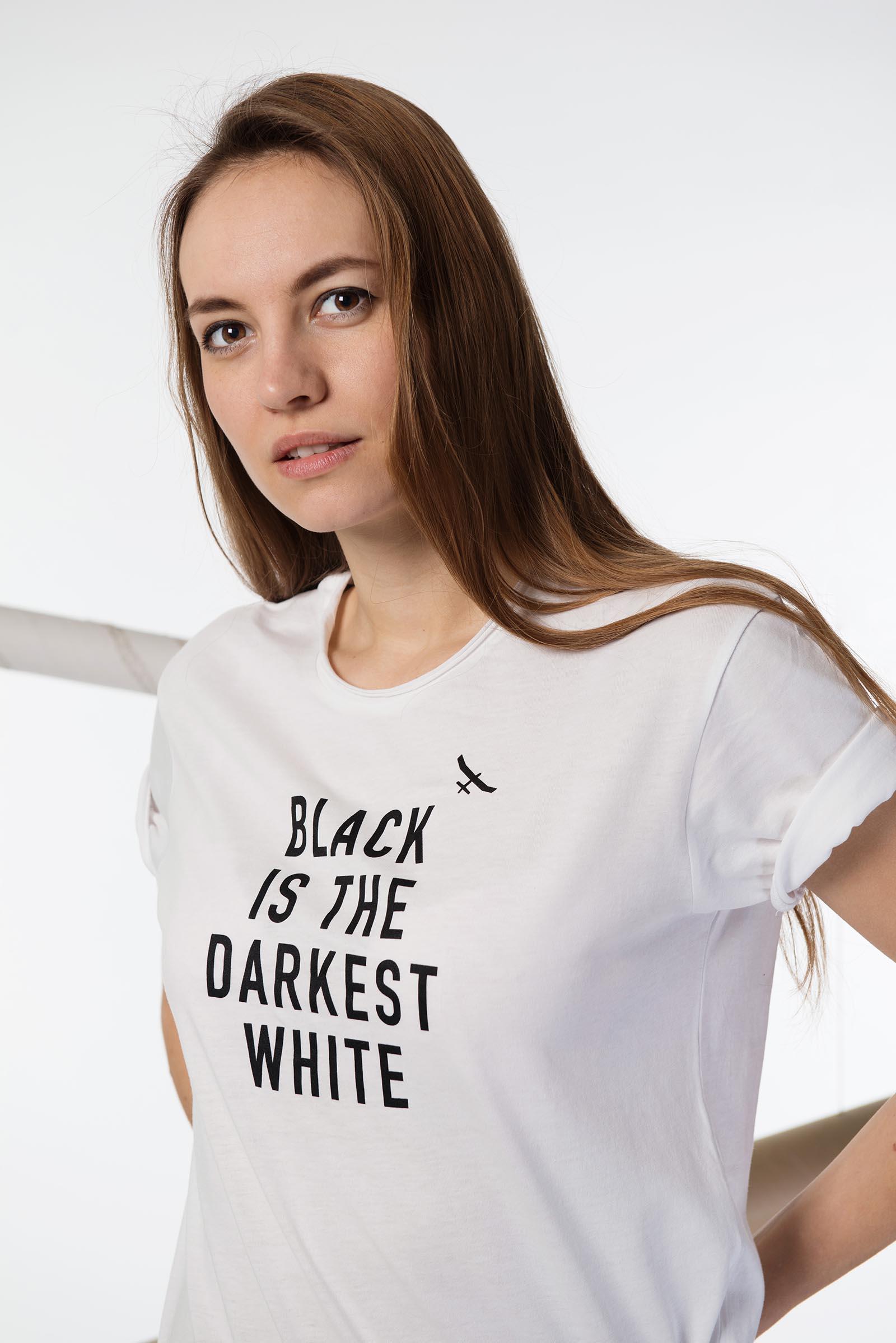 Pánské tričko Equality bílá