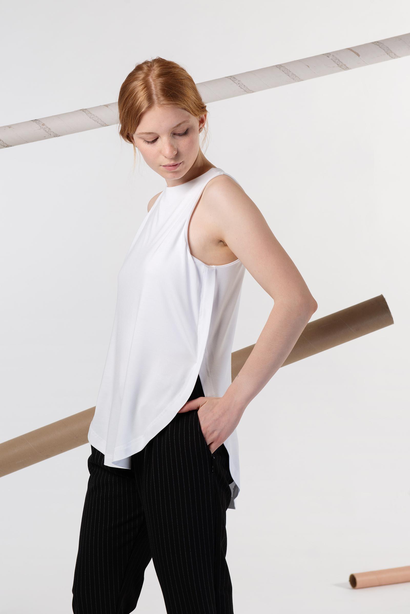 Dámské tričko Anja bílá