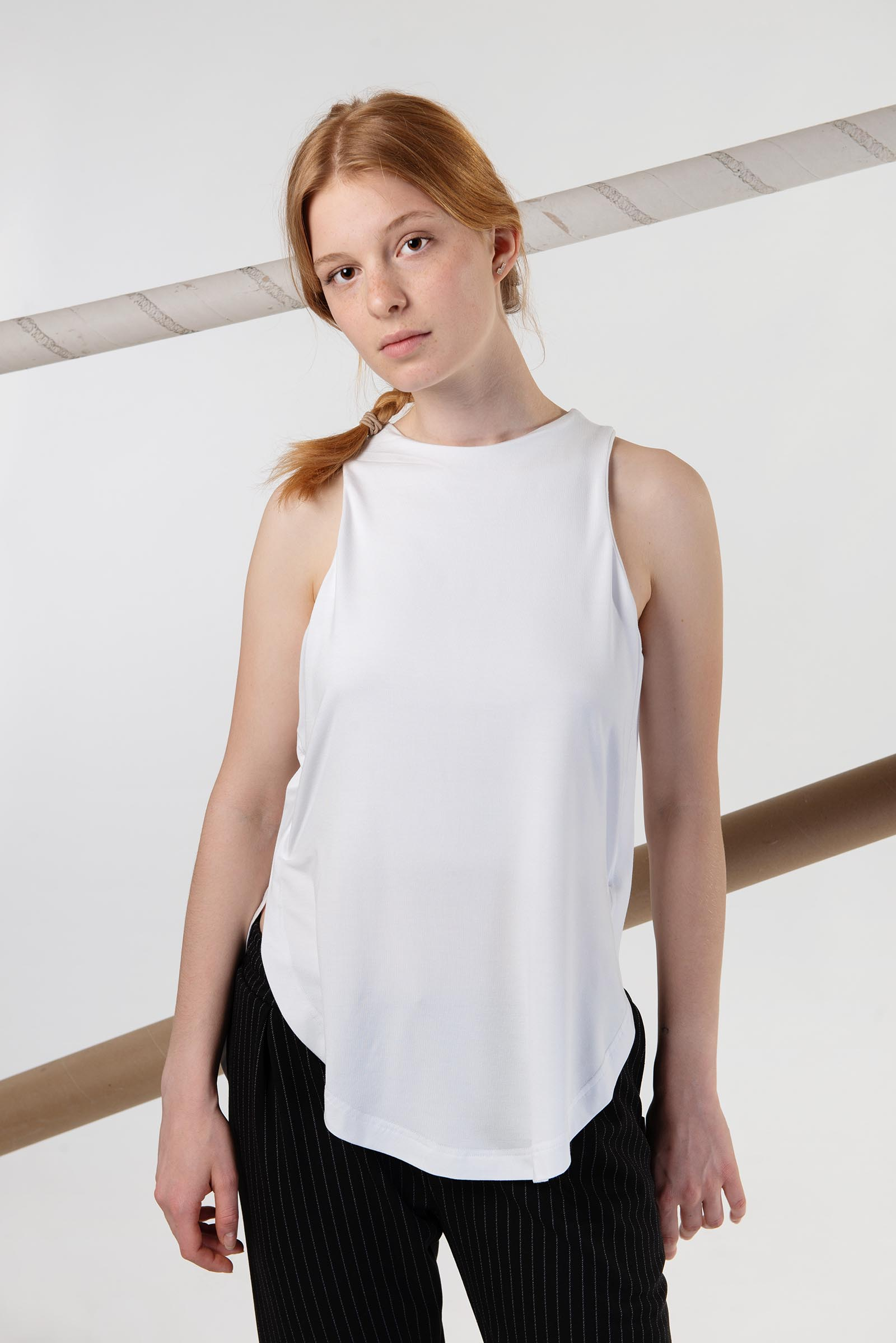 t-shirt for women Anja white