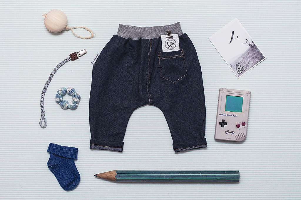 children's outfit Gate Blue