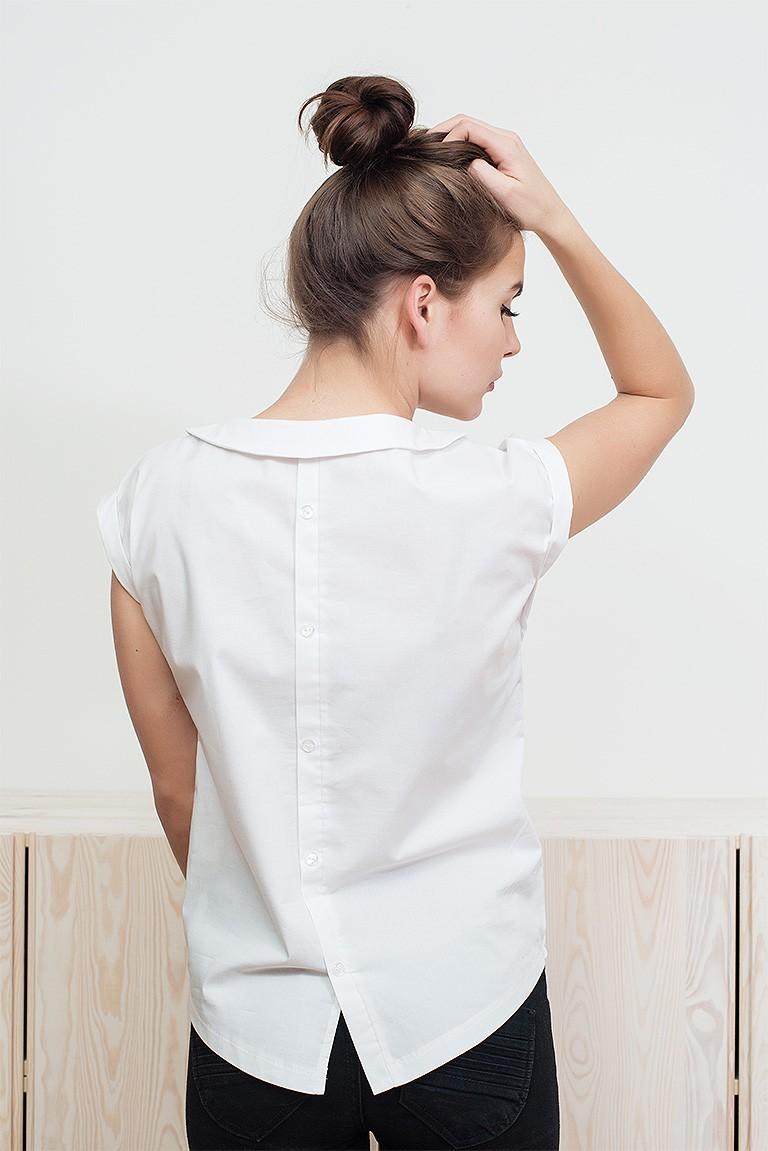Dámské tričko Adina bílá