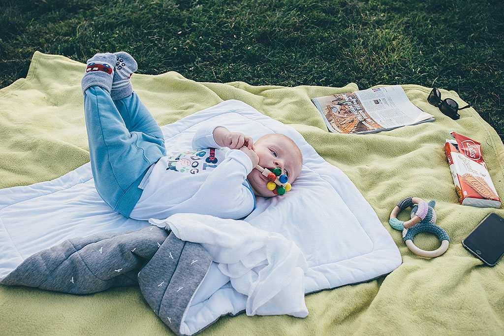 dětské oblečení Peřinka šedý melír