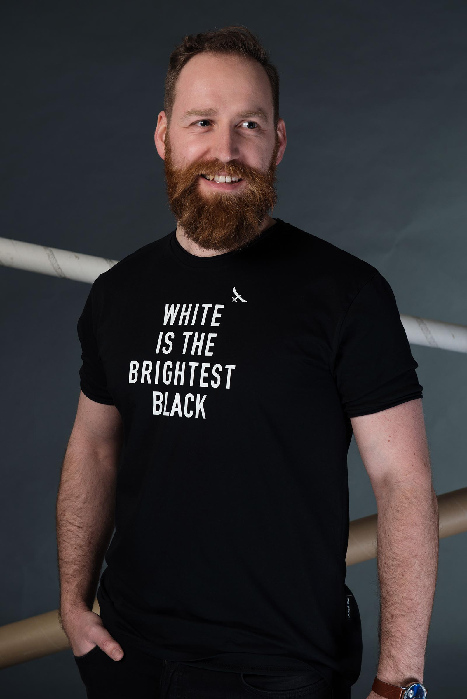 t-shirt for men Equality black