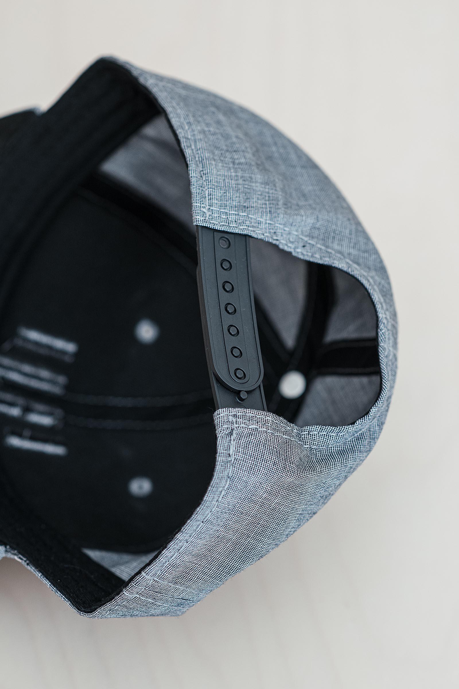 dámské oblečení Snapback YP světle šedá
