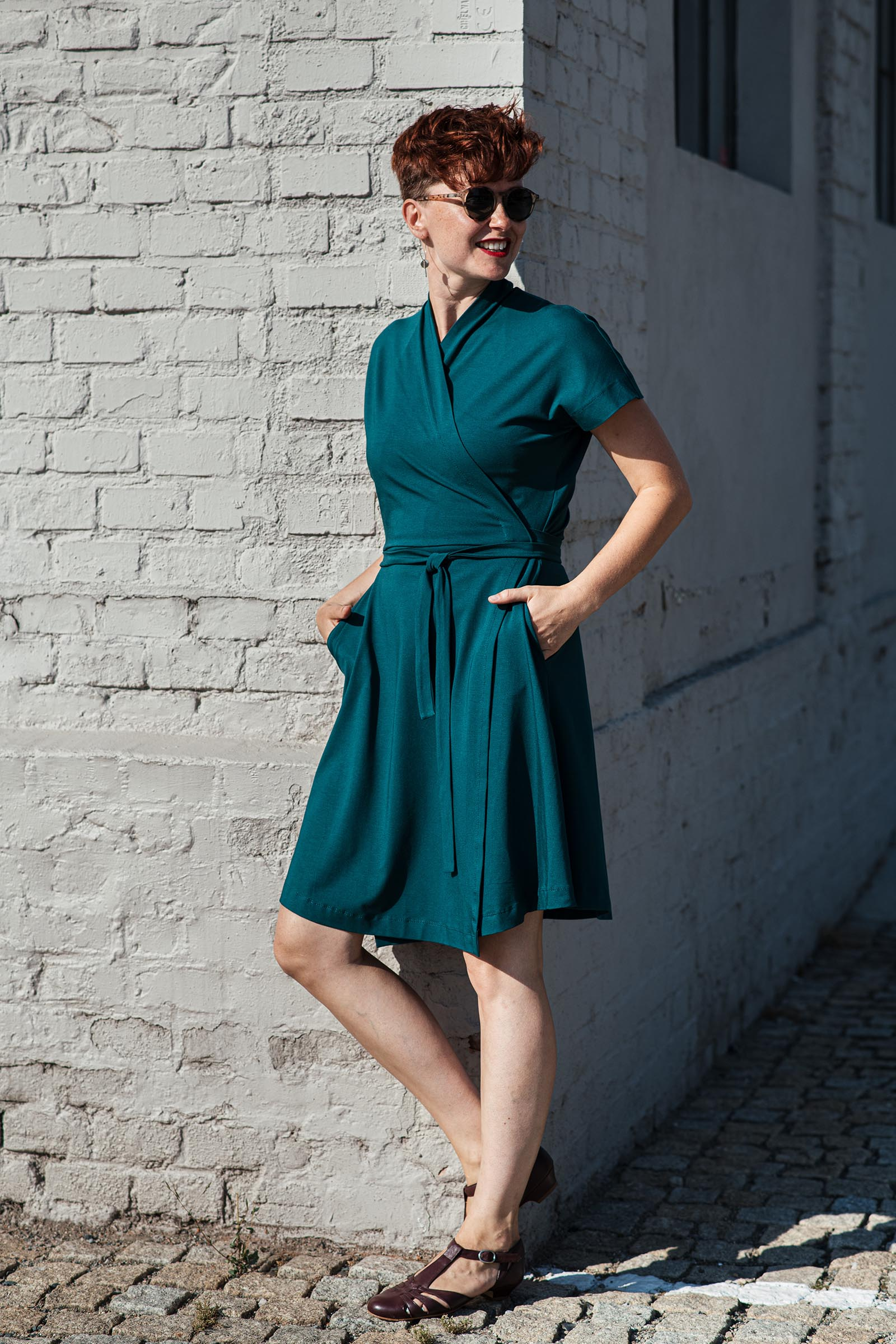 Dresses and skirts Aline forest