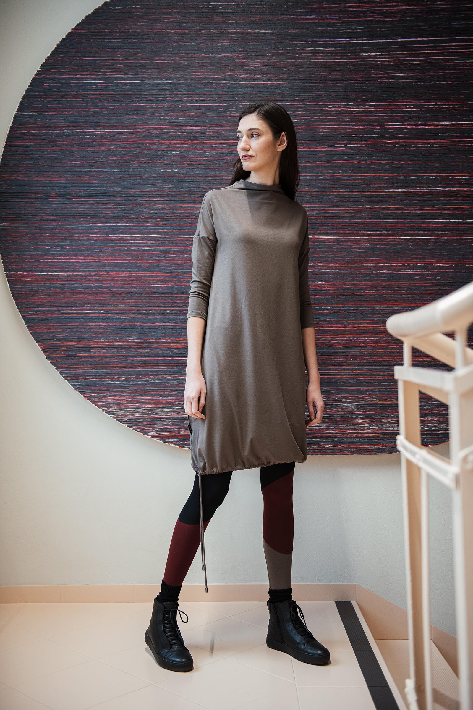 Dresses and skirts Vilma earth