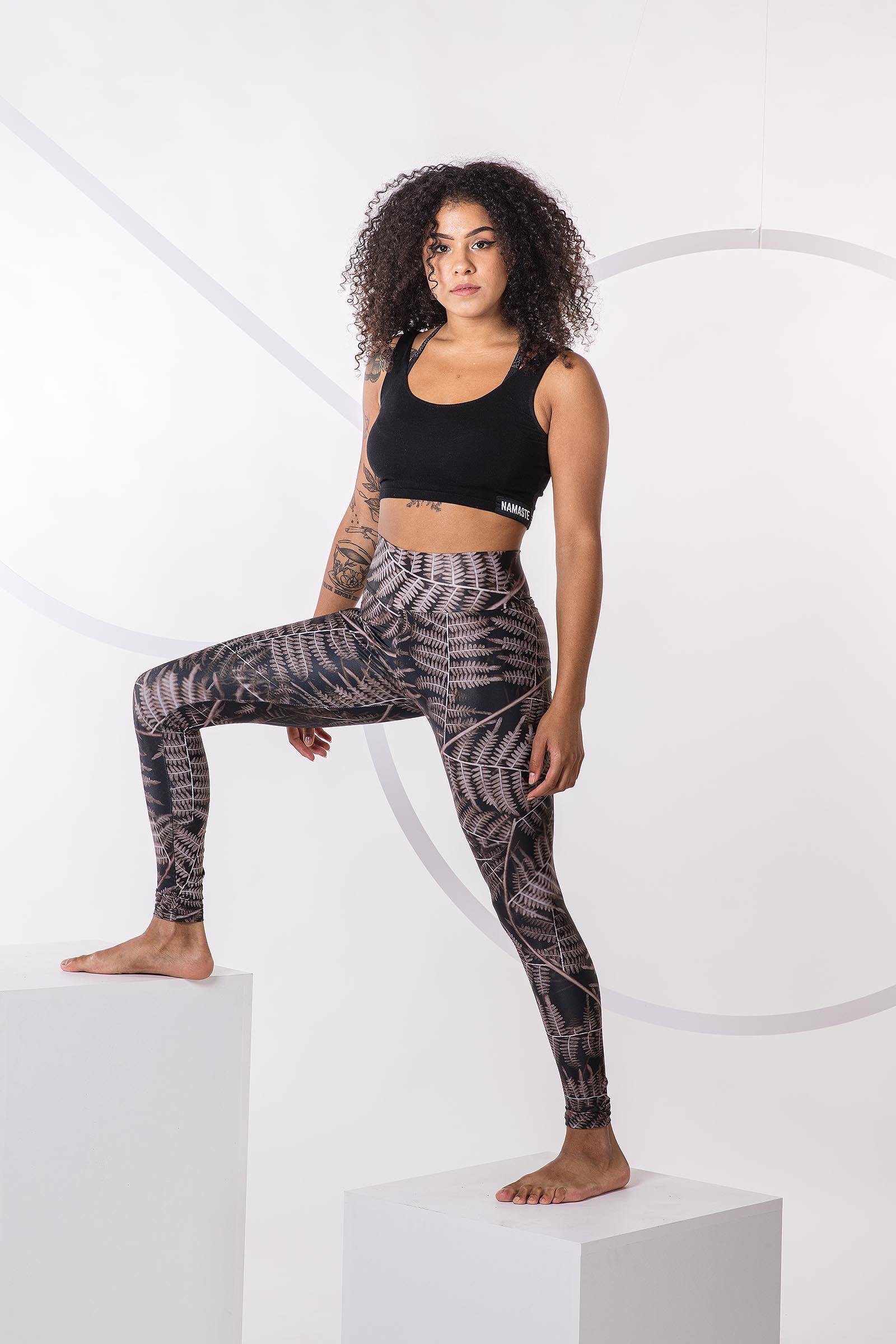 Leggings  bronze