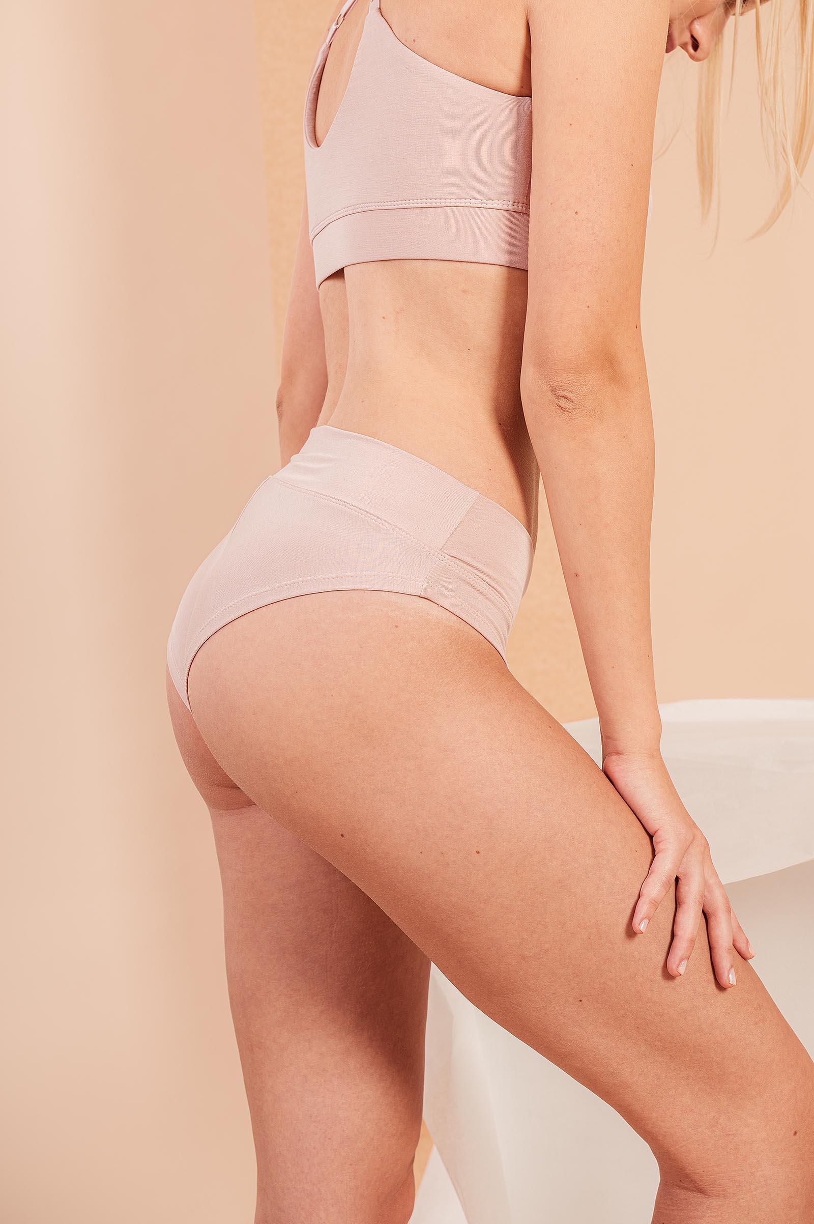 Spodní prádlo Ema nude pink