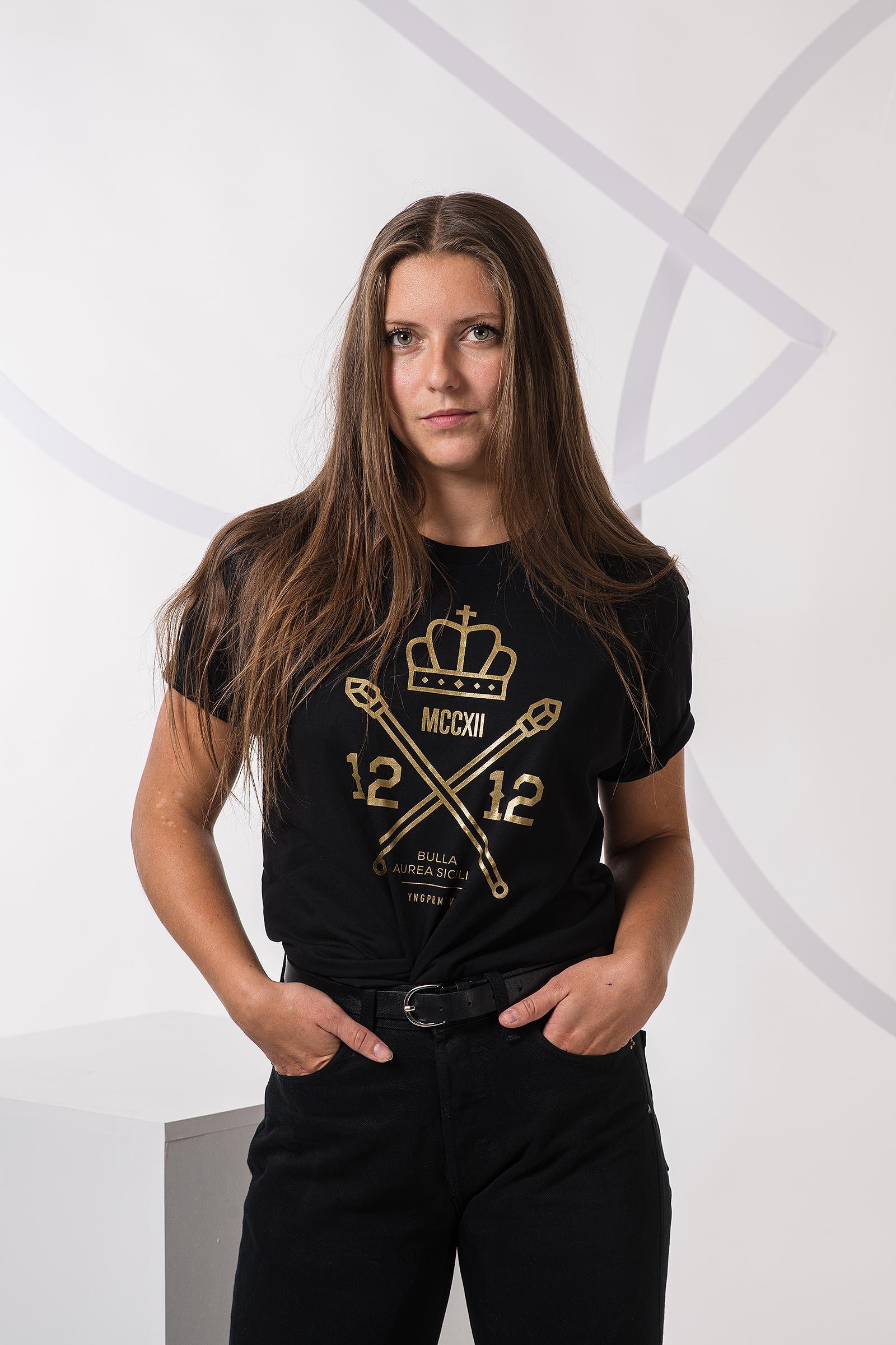 Pánské tričko 1212 černá