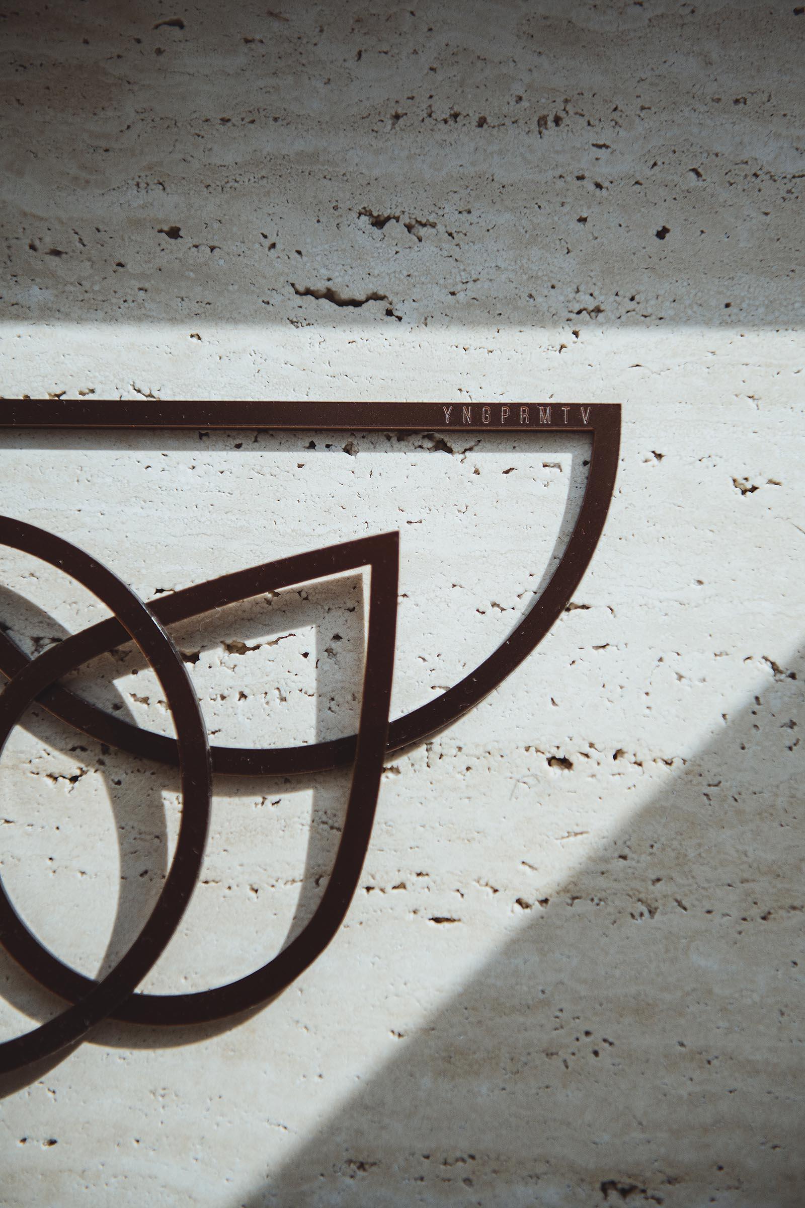 Doplňky Element bronzová