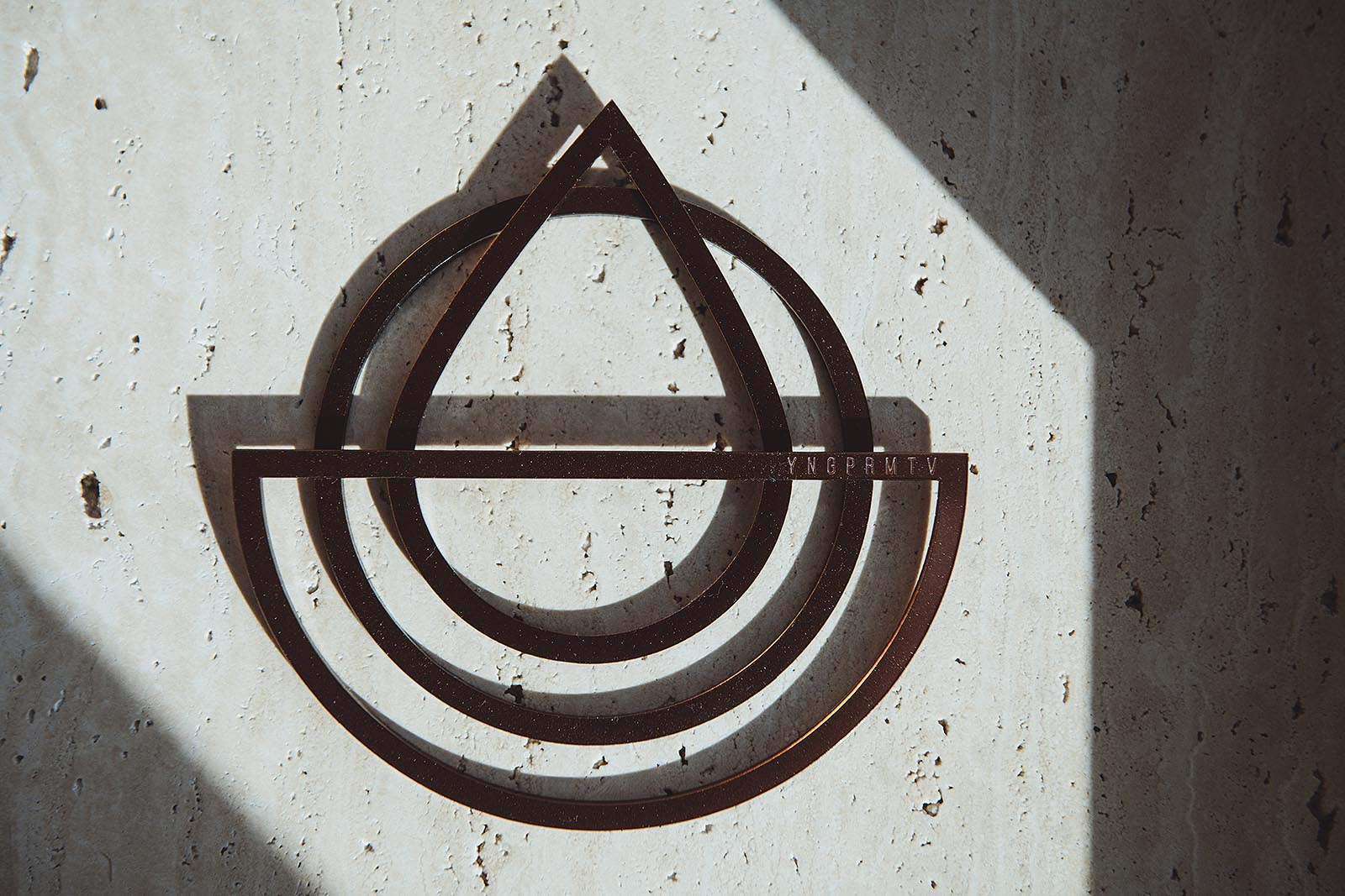 dámské oblečení Element bronzová