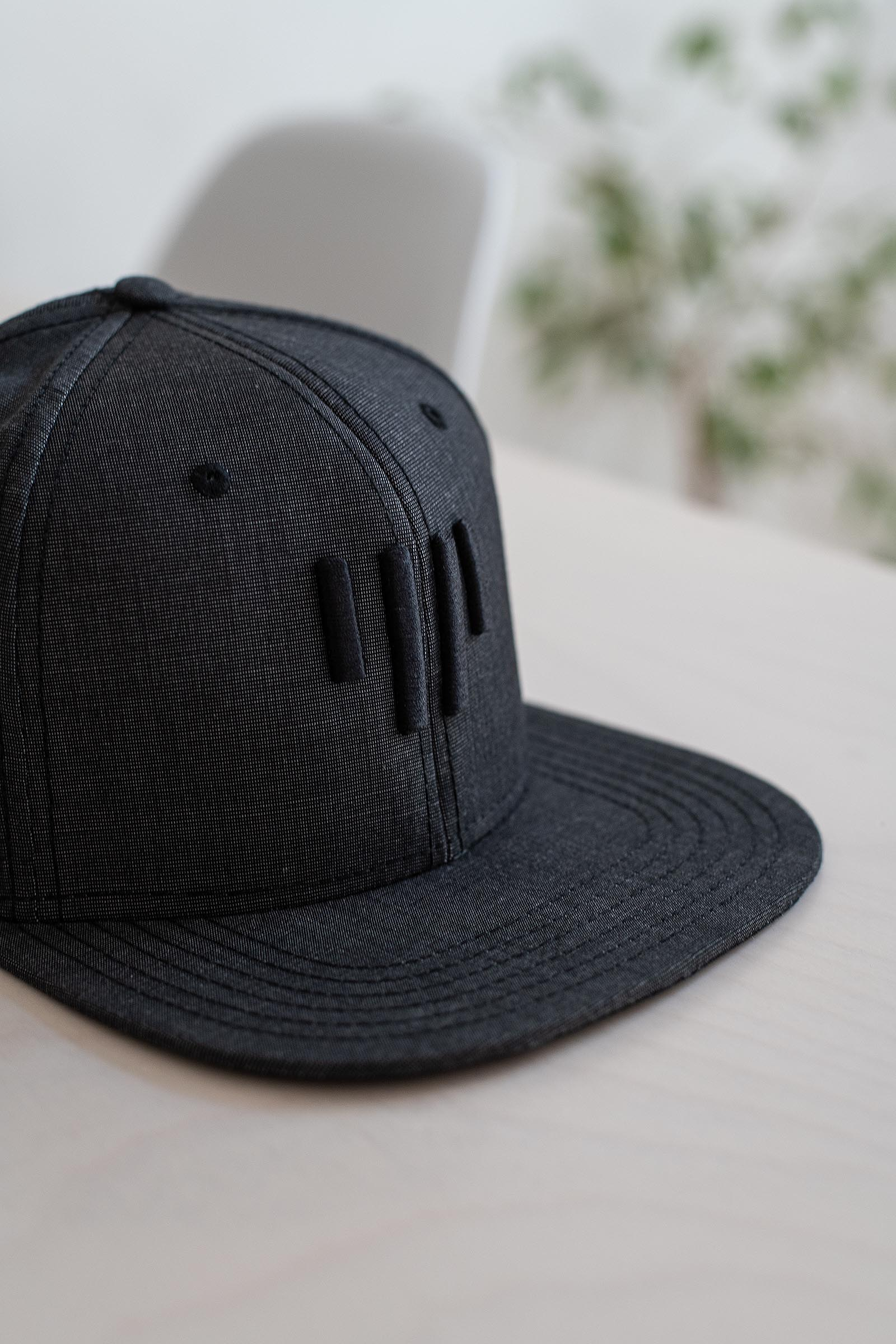 cap Snapback Plane grey heather