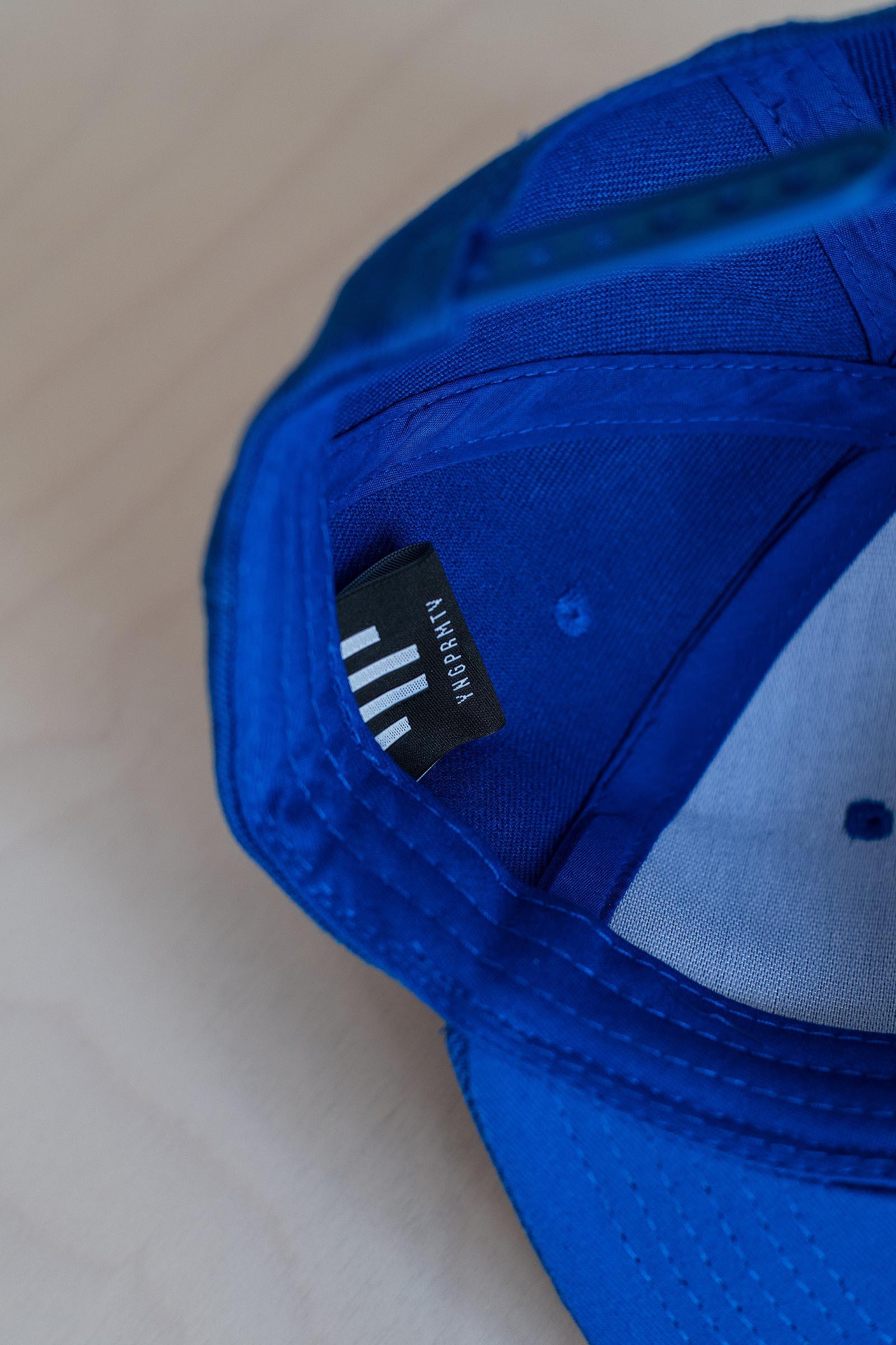 dětské oblečení Snapback Kids modrá