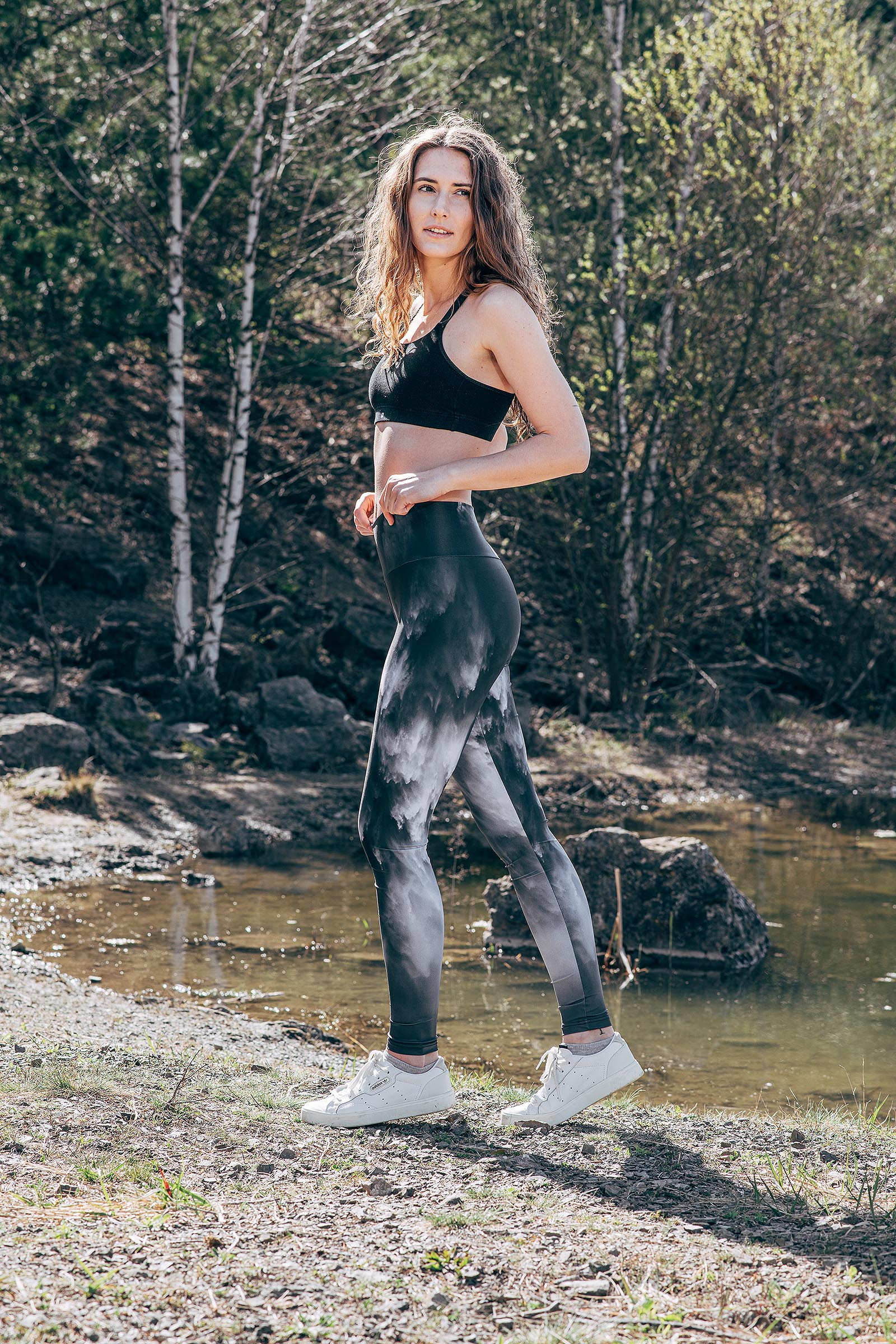 classic leggings Waterfall