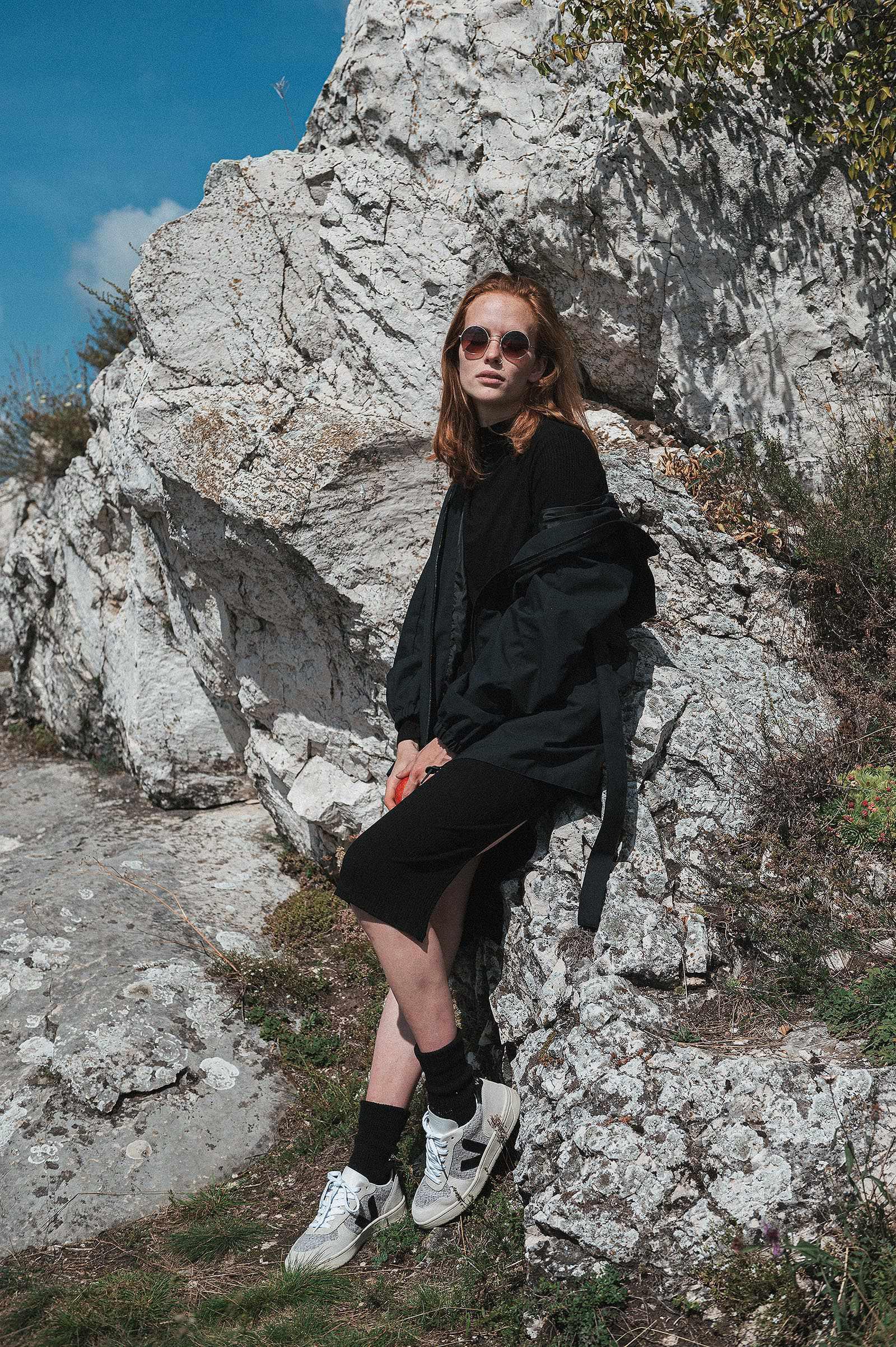 Šaty a sukně Penea černá