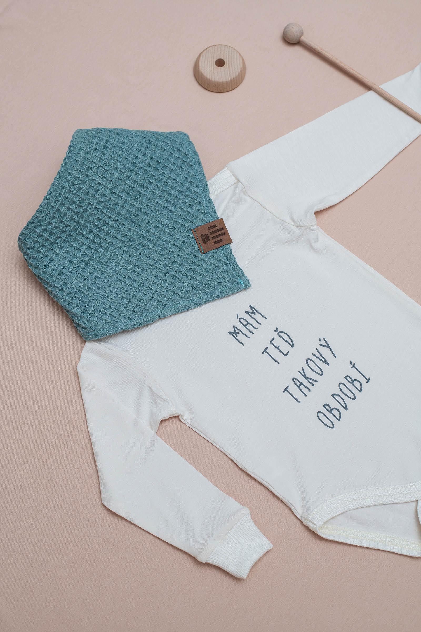 dětské oblečení Šátek mini šalvějová