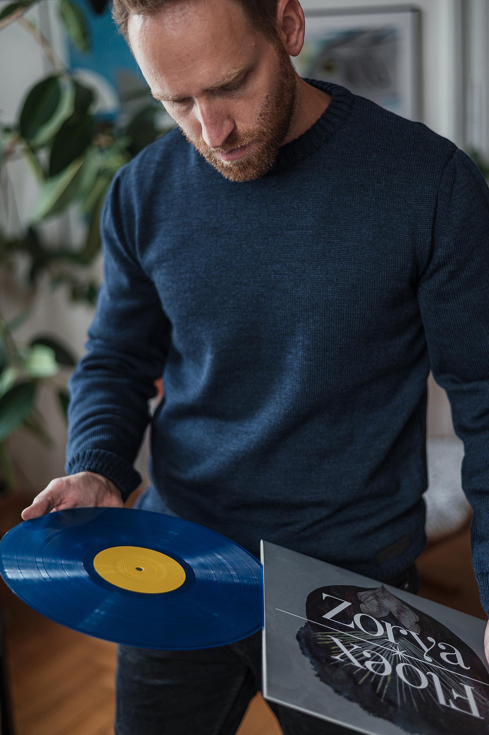 sweatshirt & sweather Shawn midnight blue