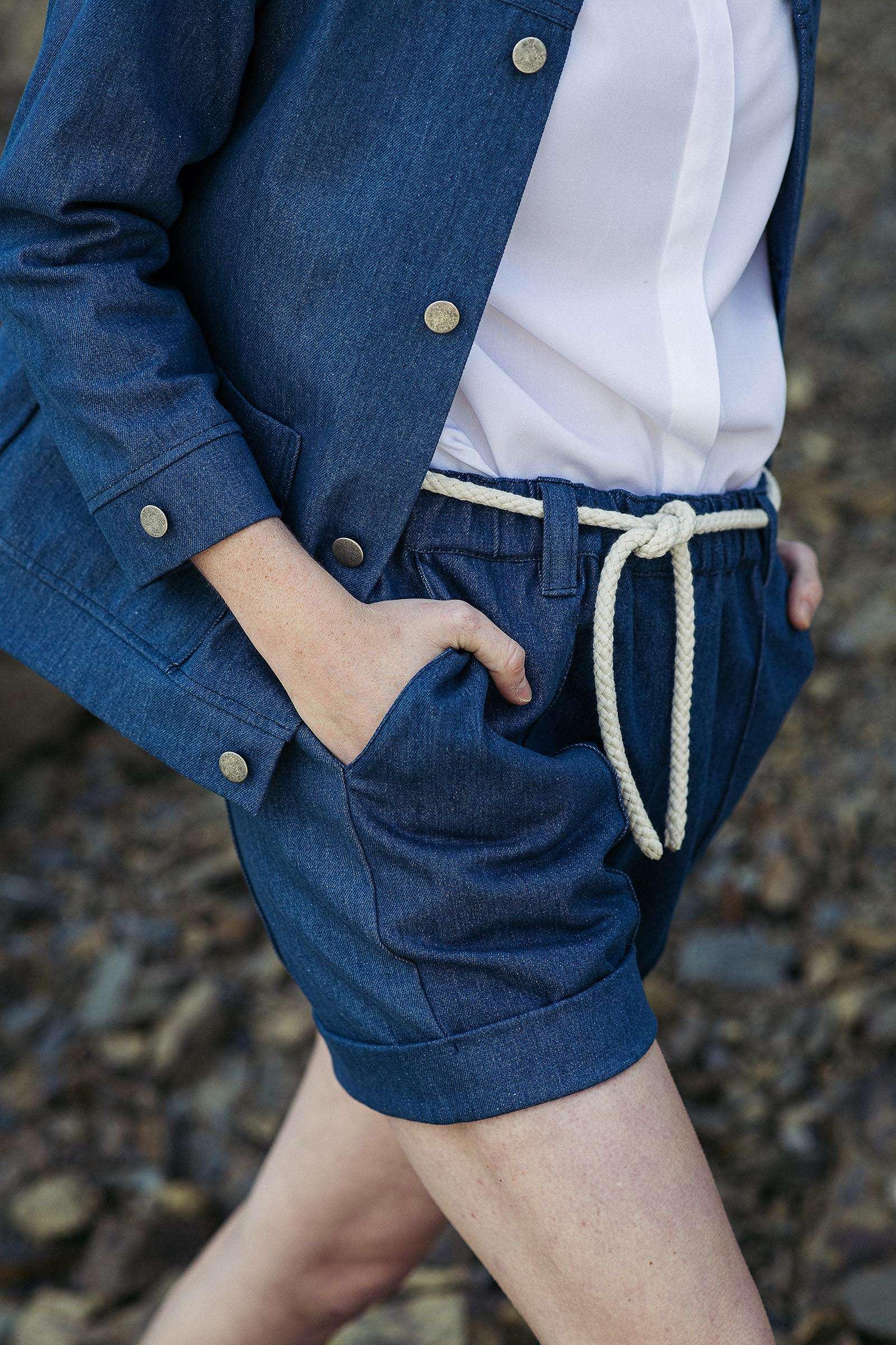 Kalhoty Eda jeans