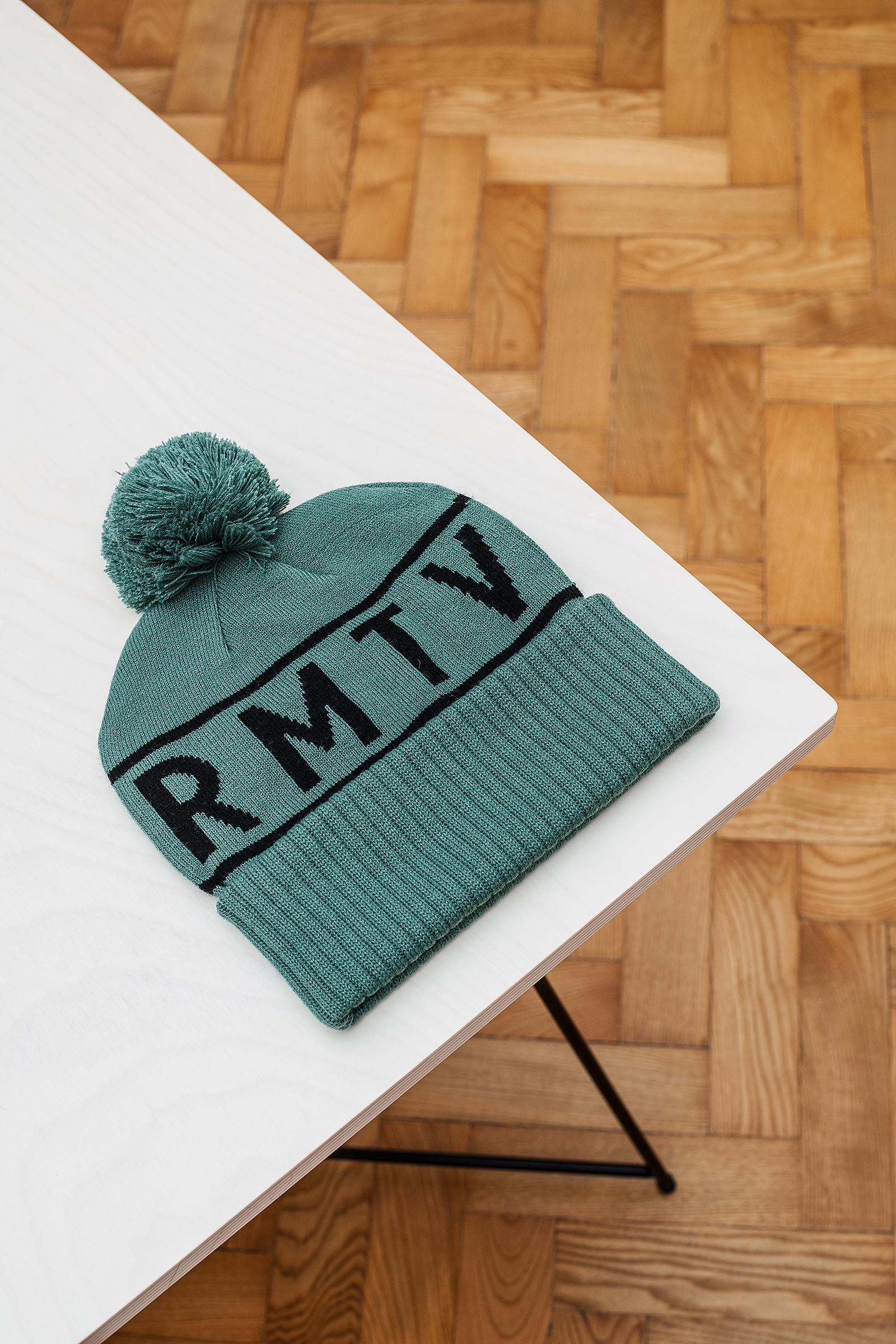 Accessories Beanie bobble green