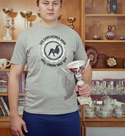 P�nsk� tri�ko Chvojkovice �ed� mel�r