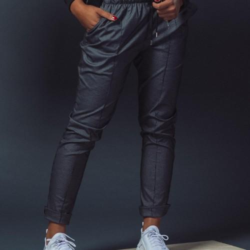Kalhoty Puky proužek
