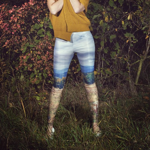 Leggings Beskyd Beige
