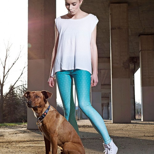 Leggings Diamond leggings Mint