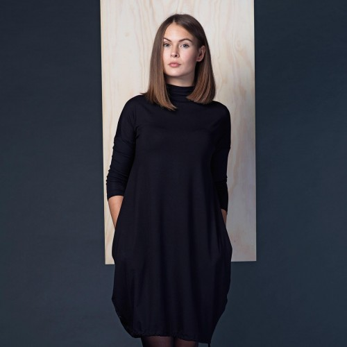 dresses and skirts Vilma black